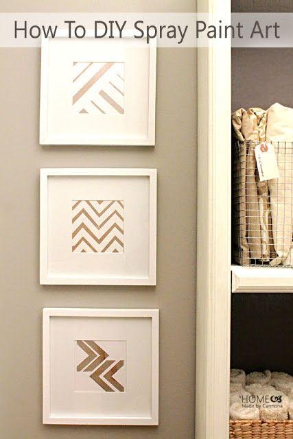 Best 25+ Navy Bathroom Decor Ideas On Pinterest | Navy Blue Pertaining To Bathroom Wall Hangings (View 20 of 20)