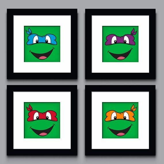 Best 25+ Ninja Turtles Art Ideas On Pinterest | Ninja Turtle In Tmnt Wall Art (Image 4 of 20)