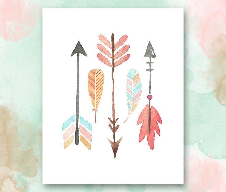 Best 25+ Nursery Wall Art Ideas On Pinterest | Baby Nursery Art For Boho Chic Wall Art (Image 8 of 20)