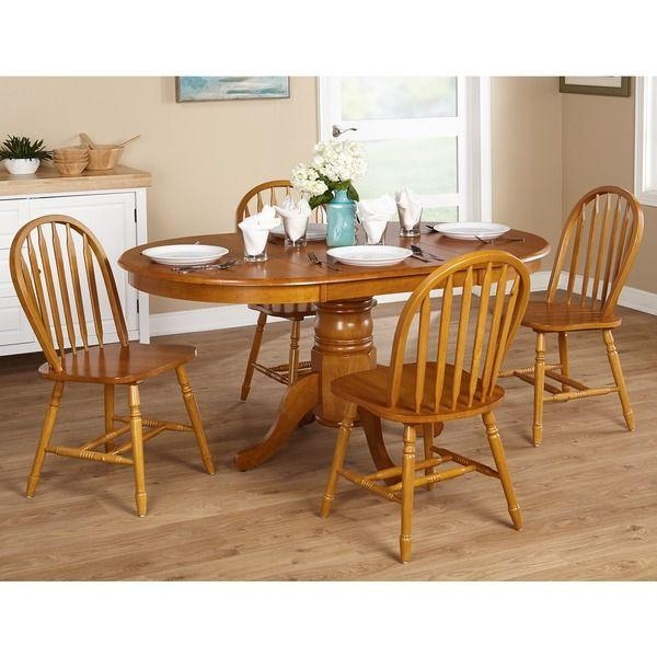 Best 25+ Oak Dining Sets Ideas On Pinterest | Rustic Dining Set Within Oak Dining Sets (Image 4 of 20)