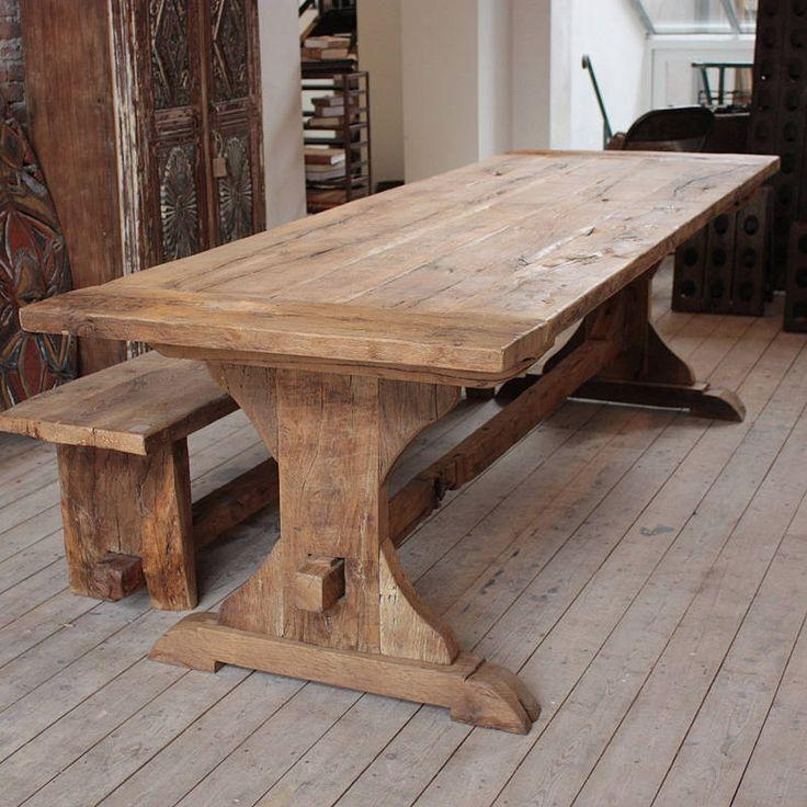 Best 25+ Oak Dining Table Ideas On Pinterest | Classic Dining Room Intended For Latest Oak Dining Tables (View 11 of 20)