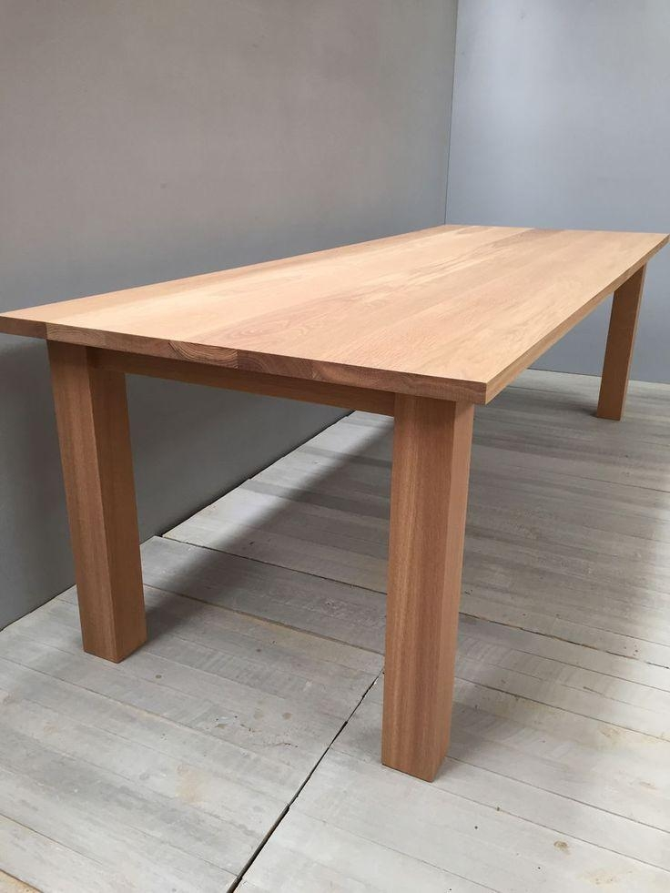 Best 25+ Oak Dining Table Ideas On Pinterest | Classic Dining Room Within Most Current Oak Dining Tables (Image 6 of 20)