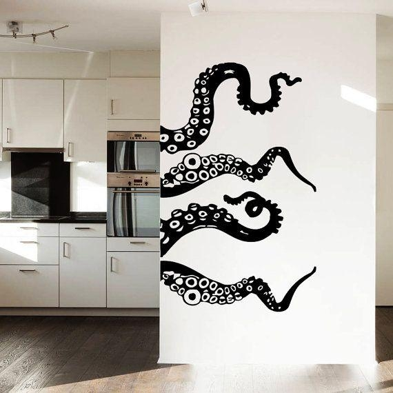 Best 25+ Octopus Tentacles Ideas On Pinterest | Kraken, Octopus In Octopus Tentacle Wall Art (Image 2 of 20)