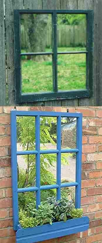 Best 25+ Outdoor Mirror Ideas On Pinterest | Garden Mirrors For Outdoor Mirror Wall Art (View 7 of 20)