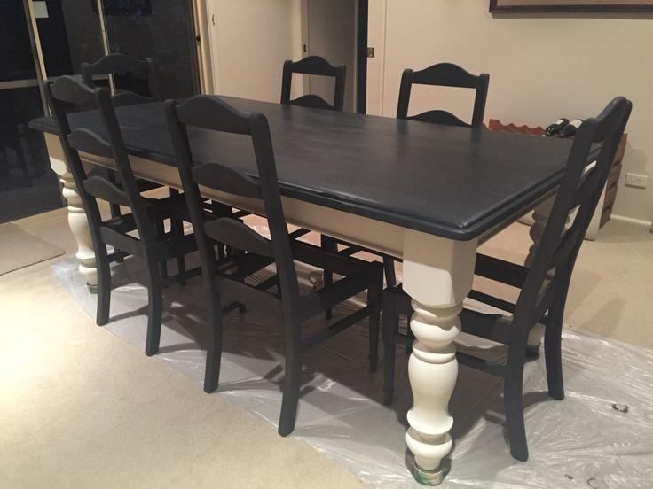 Featured Image of Painted Dining Tables