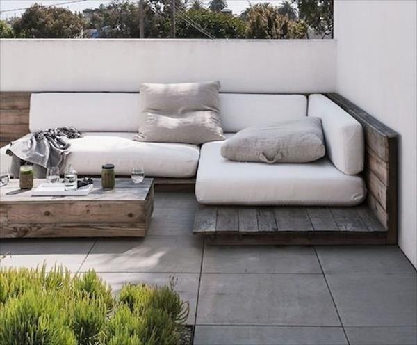 Best 25+ Pallet Sofa Ideas On Pinterest | Pallet Furniture, Pallet With Pallet Sofas (Image 5 of 20)