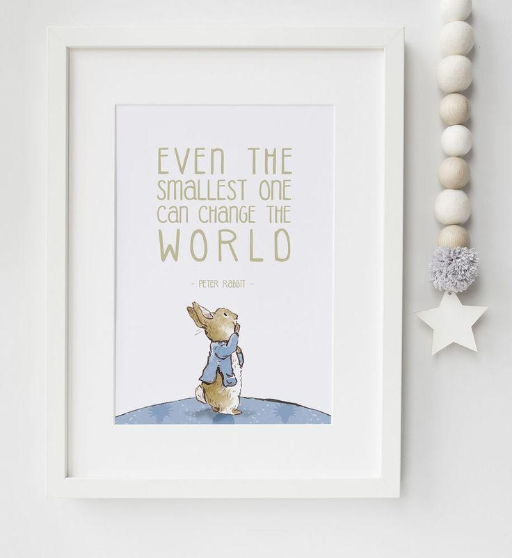 Best 25+ Peter Rabbit Nursery Ideas On Pinterest | Beatrix Potter With Peter Rabbit Nursery Wall Art (View 10 of 20)