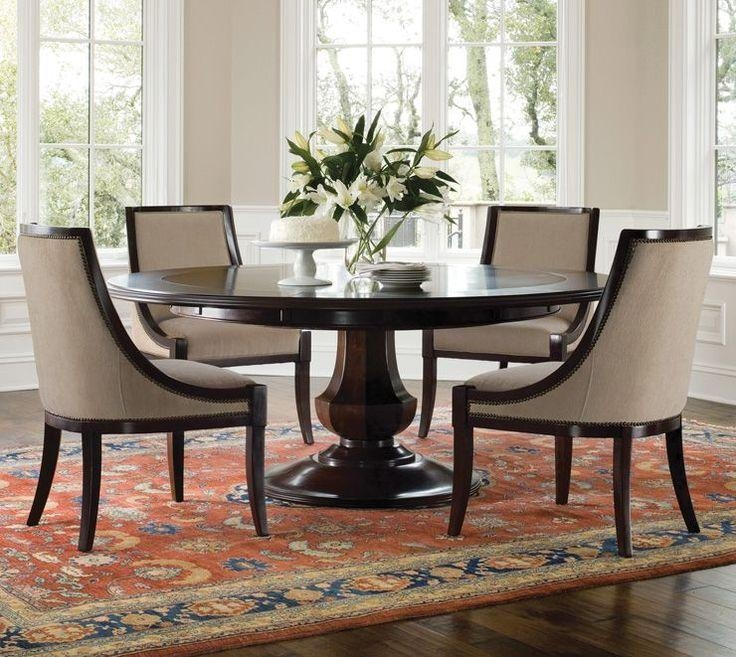 Best 25+ Round Dining Tables Ideas On Pinterest | Round Dining With Regard To Most Recently Released Round Dining Tables (Image 8 of 20)