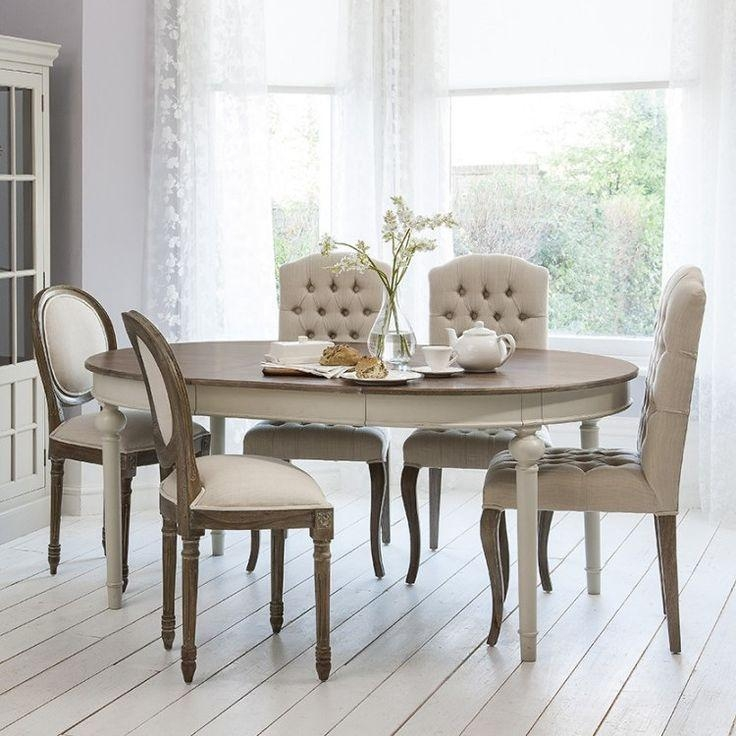 Best 25+ Round Extendable Dining Table Ideas On Pinterest Regarding 2017 Extending Oak Dining Tables And Chairs (View 4 of 20)