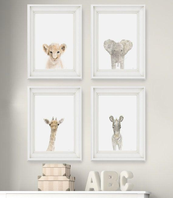 Best 25+ Safari Nursery Ideas On Pinterest | Safari Room, Safari With Regard To Nursery Framed Wall Art (Image 9 of 20)
