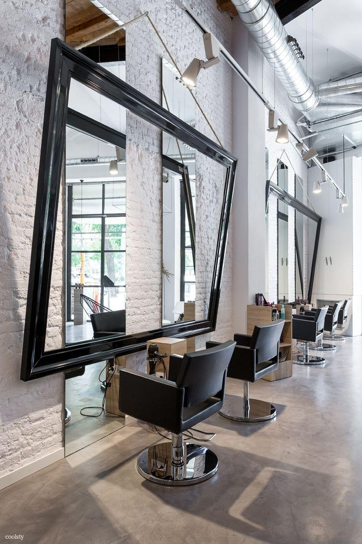 Best 25+ Salon Mirrors Ideas On Pinterest | Salon Interior, Makeup For Hairdressing Mirrors For Sale (Image 8 of 20)