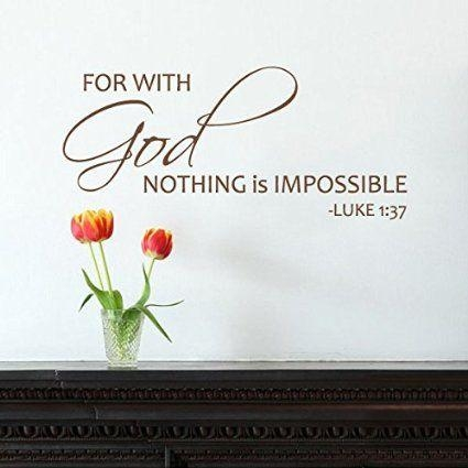 Best 25+ Scripture Wall Art Ideas On Pinterest | Christian Art Pertaining To Scripture Vinyl Wall Art (View 17 of 20)