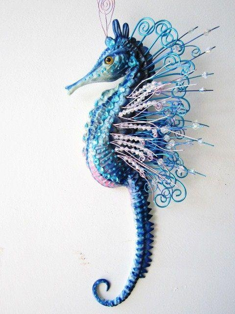 Best 25+ Seahorse Art Ideas On Pinterest | Seahorse Painting For Sea Horse Wall Art (Image 5 of 20)