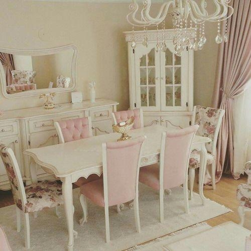 Best 25+ Shabby Chic Dining Ideas On Pinterest | Shabby Chic With Most Recently Released Shabby Chic Dining Chairs (View 19 of 20)