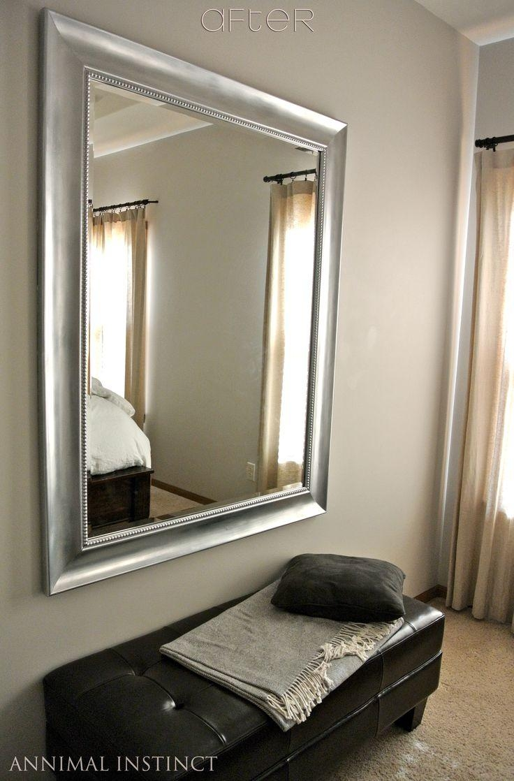 Best 25+ Silver Framed Mirror Ideas On Pinterest | Console Modern In Frames Mirrors (Image 7 of 20)