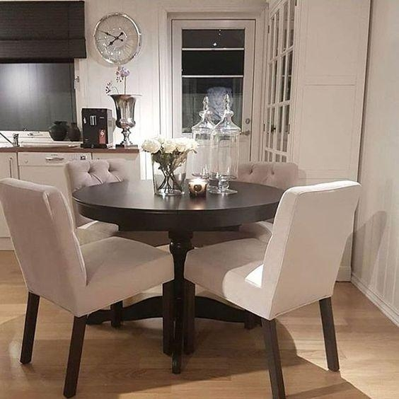 Best 25+ Small Dining Table Set Ideas On Pinterest | Small Dining Inside Small Dining Sets (View 12 of 20)