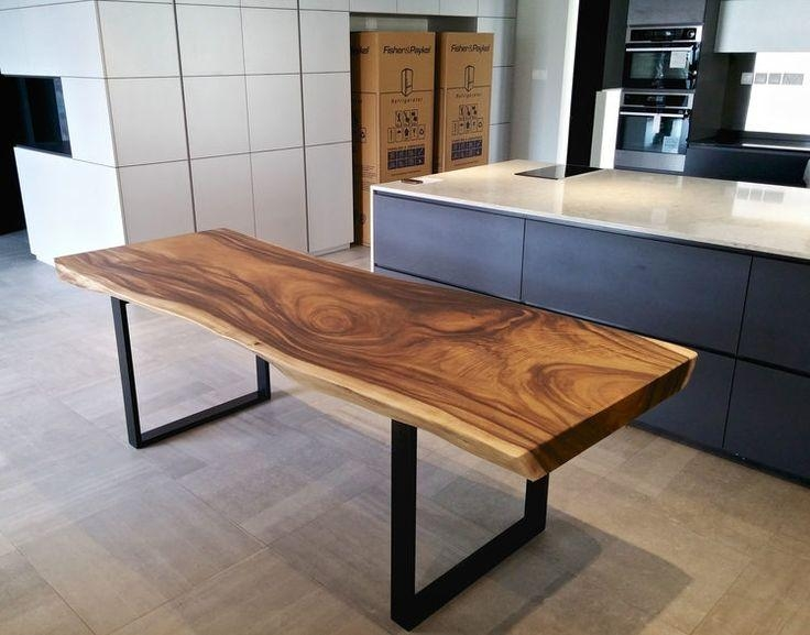 Best 25+ Solid Wood Dining Table Ideas On Pinterest | Solid Wood Within Current Solid Wood Dining Tables (Image 3 of 20)