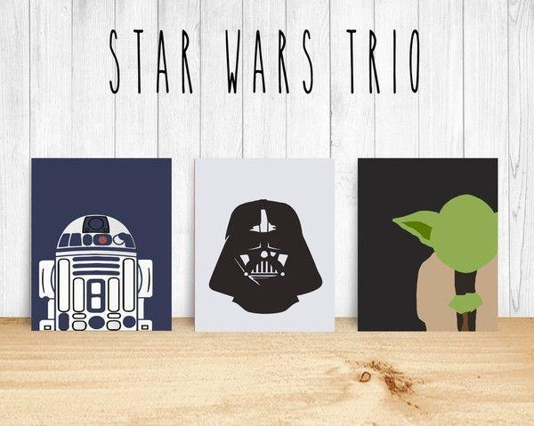 Featured Image of Diy Star Wars Wall Art