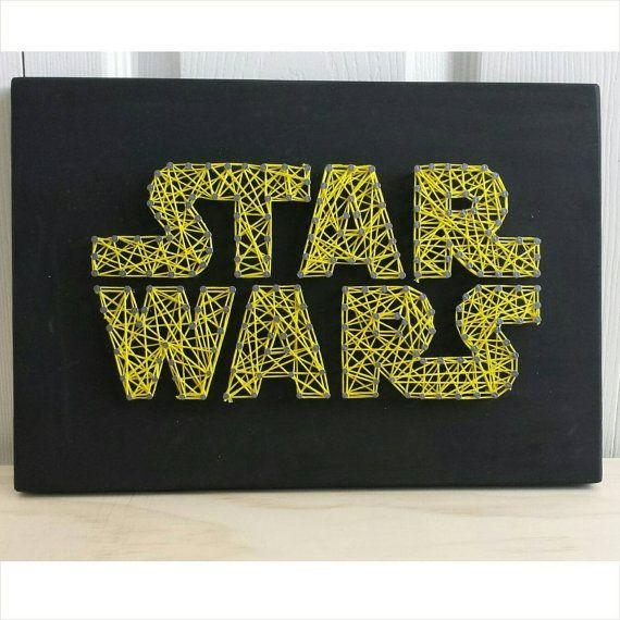 Best 25+ Star Wars Wall Art Ideas On Pinterest | Geek Art, Great Within Diy Star Wars Wall Art (Image 13 of 20)