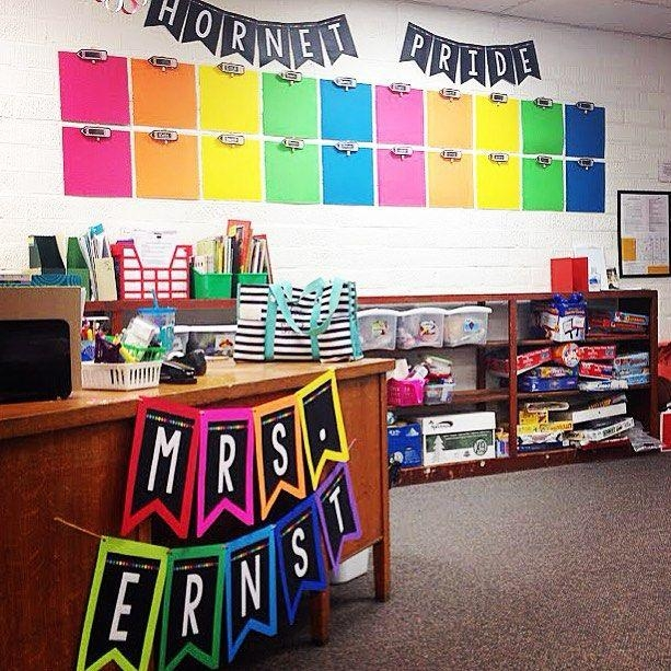 Best 25+ Student Work Wall Ideas On Pinterest | Display Student With Regard To Wall Art For Kindergarten Classroom (View 19 of 20)