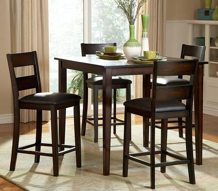 Best 25+ Tall Dining Table Ideas On Pinterest | Tall Desk, Studio For Dining Tables And Chairs Sets (Image 4 of 20)