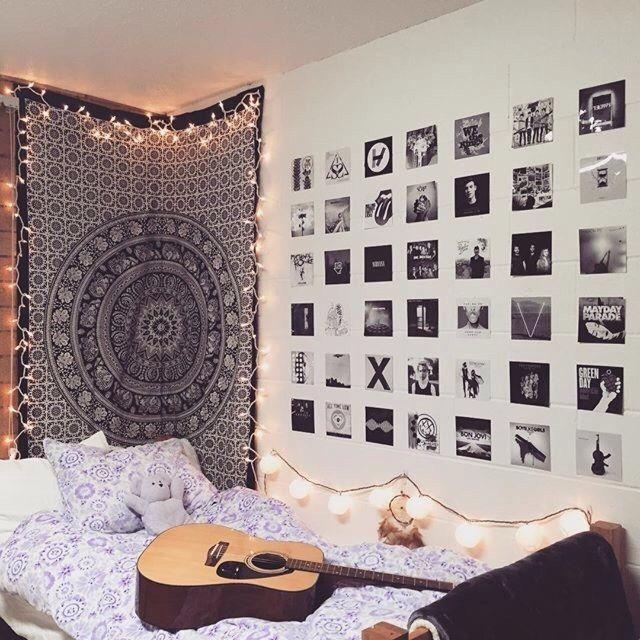 Best 25+ Teen Room Decor Ideas On Pinterest | Diy Bedroom In Wall Art For Teenage Girl Bedrooms (View 2 of 20)
