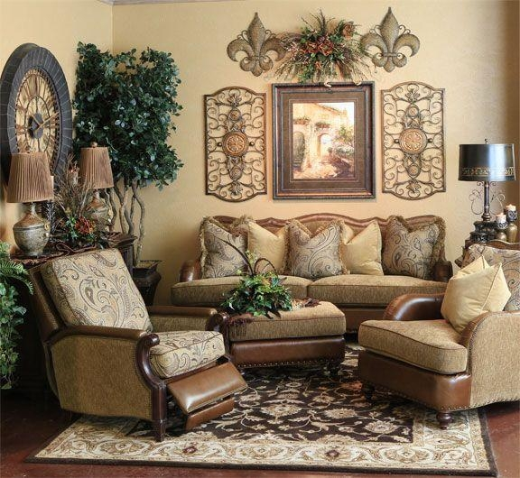 20 Awesome Tuscan Living Room Designs: Top 20 Italian Wall Art For Living Room