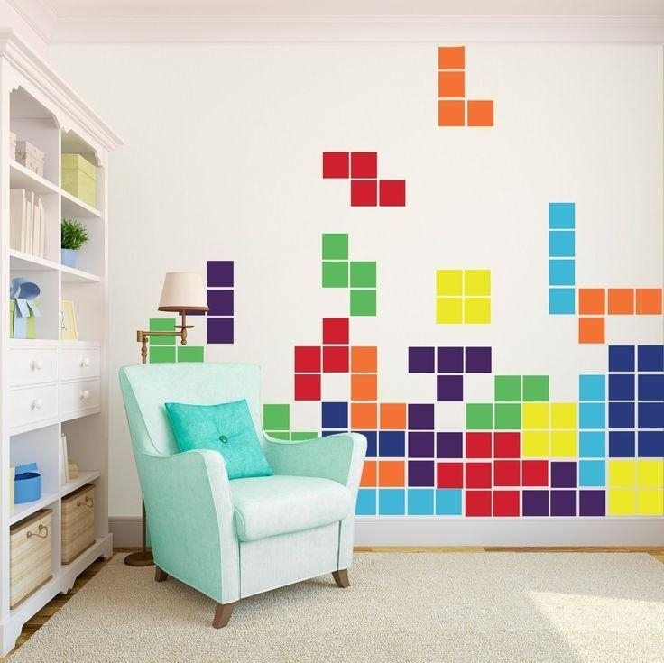 Best 25+ Video Game Decor Ideas On Pinterest | Video Game Rooms Intended For Wall Art For Game Room (Image 10 of 20)