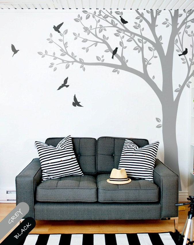 Best 25+ Vinyl Wall Art Ideas On Pinterest | Vinyl Wall Stickers With Tattoos Wall Art (Image 7 of 20)