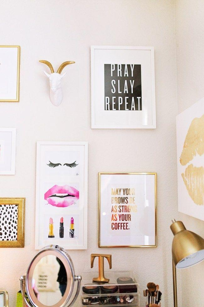 Best 25+ Wall Art Bedroom Ideas On Pinterest | Bedroom Art, Wall In Wall Art For Bedroom (Image 5 of 20)