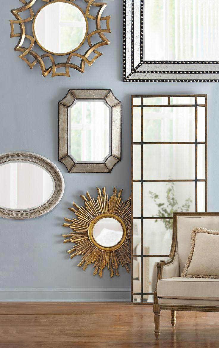 wall mirror living room 20 best decorative living room wall mirrors mirror ideas 15863