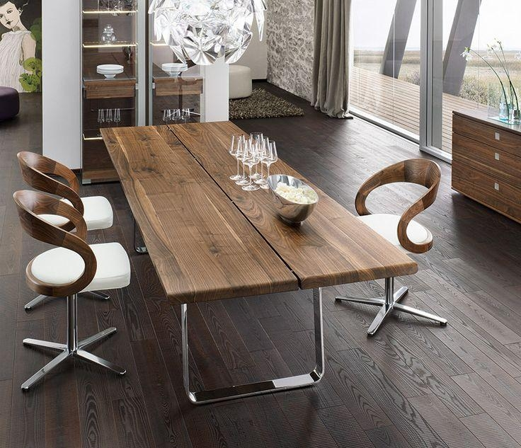Best 25+ Walnut Dining Table Ideas On Pinterest | Modern Dining For 2017 Modern Dining Suites (Image 8 of 20)