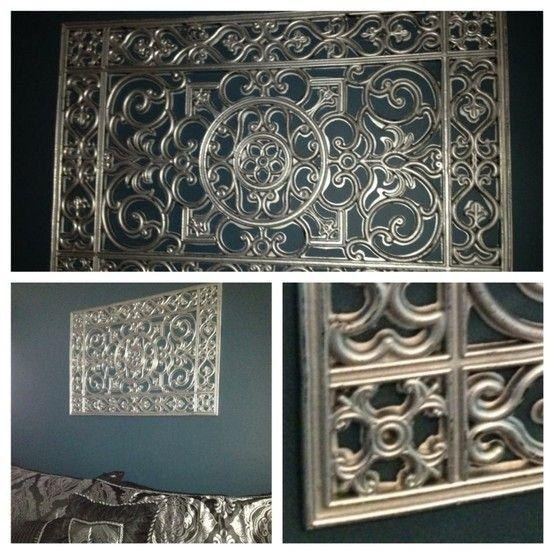 Best 25+ Wrought Iron Wall Art Ideas On Pinterest | Iron Wall Art Within Inexpensive Metal Wall Art (View 14 of 20)