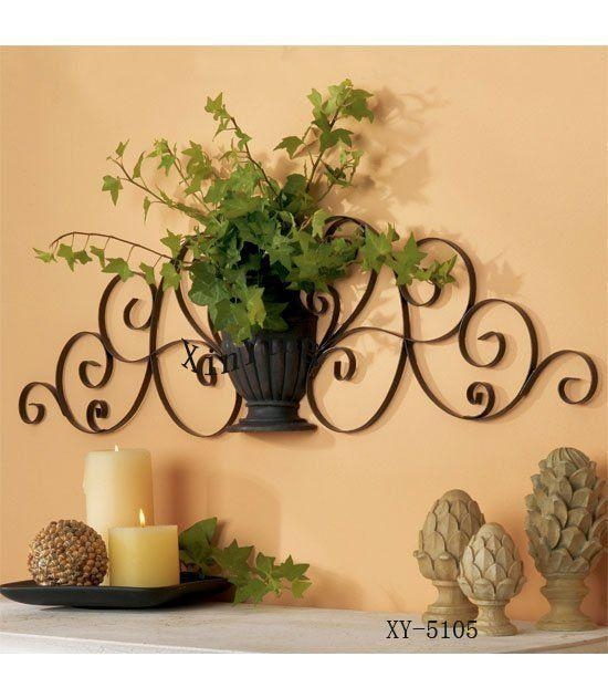 Best 25+ Wrought Iron Wall Decor Ideas On Pinterest | Iron Wall In Iron Art For Walls (Image 15 of 20)