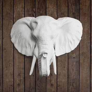 Best Animal Head Wall Mount Products On Wanelo For Resin Animal Heads Wall Art (Image 9 of 20)
