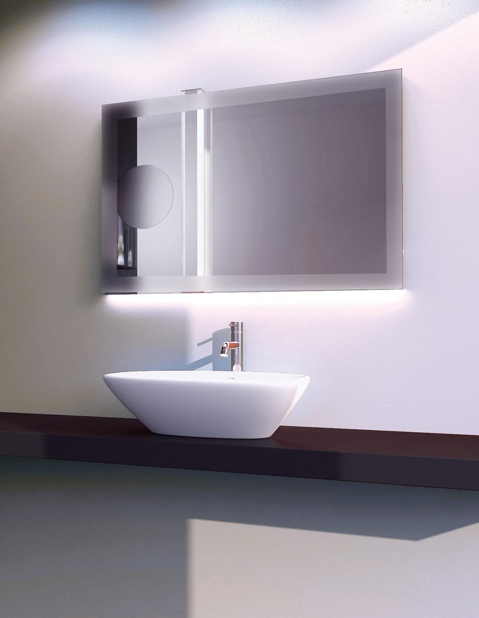 Best Bathroom Mirrors With Led Lights | Useful Reviews Of Shower In Bathroom Mirrors With Led Lights (Photo 4 of 20)
