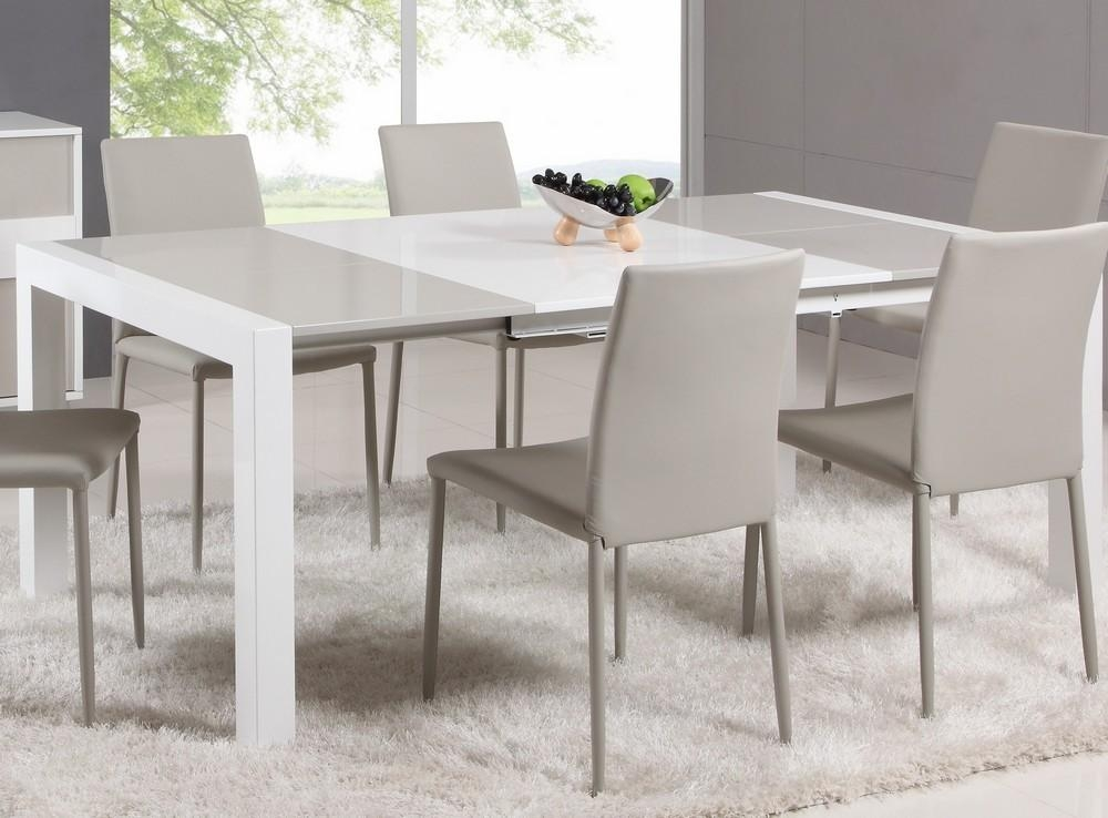 Best Expandable Dining Table For Small Spaces Pertaining To Best And Newest Small White Extending Dining Tables (Image 2 of 20)