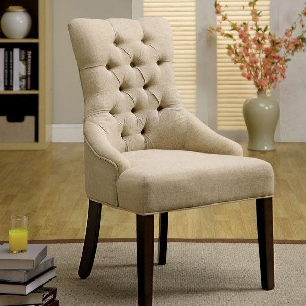 Best Fabric For Dining Room Chairs – Large And Beautiful Photos Throughout Best And Newest Fabric Dining Room Chairs (Image 7 of 20)