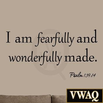 Best Fearfully And Wonderfully Made Products On Wanelo In Fearfully And Wonderfully Made Wall Art (View 18 of 20)