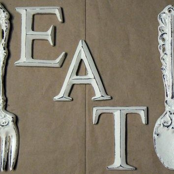 Best Fork And Spoon Wall Decor Products On Wanelo Inside Large Spoon And Fork Wall Art (View 11 of 20)