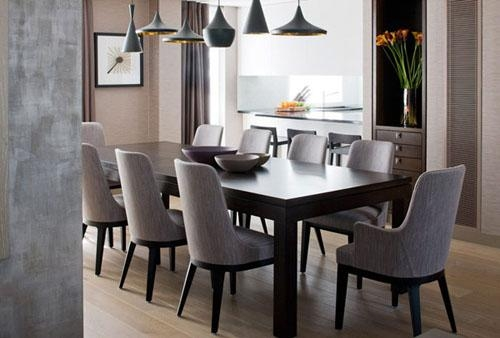 Best Grey Dining Room Chairs With Grey Dining Room Furniture In 2017 Dining Tables Grey Chairs (Image 5 of 20)