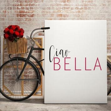 Best Italian Wall Art Products On Wanelo For Italian Wall Art Quotes (Image 12 of 20)