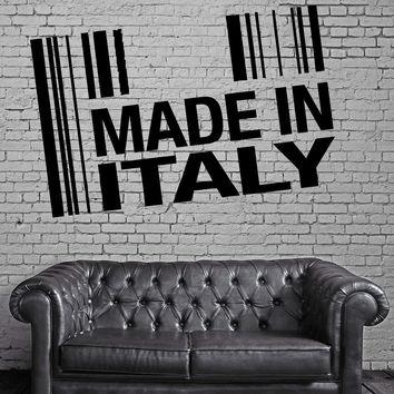 Best Italian Wall Art Products On Wanelo Throughout Black And White Italian Wall Art (Image 13 of 20)
