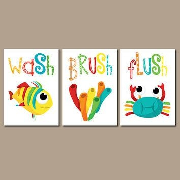 Best Kids Bathroom Artwork Products On Wanelo For Kids Bathroom Wall Art (Image 12 of 20)
