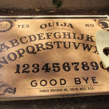 Best Ouija Planchette Products On Wanelo Throughout Ouija Board Wall Art (Image 5 of 20)