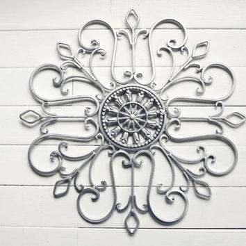 Best Outdoor Decorative Medallions Products On Wanelo Within Outdoor Medallion Wall Art (Image 6 of 20)