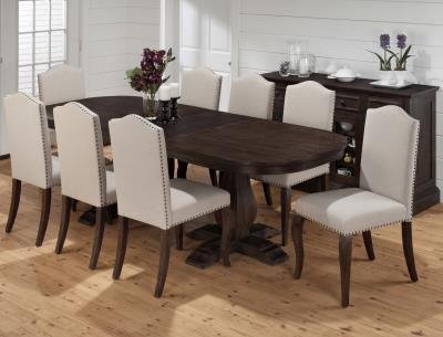 Best Selection Dining Tables In Ga | Horizon Home | Outlet Prices With Newest Dark Wood Dining Tables (View 10 of 20)