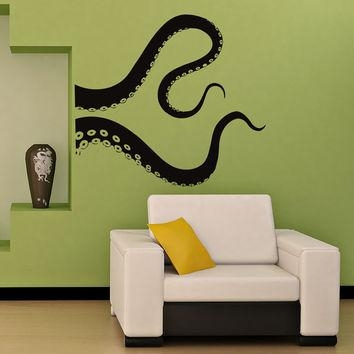 Best Tentacle Wall Art Products On Wanelo Intended For Octopus Tentacle Wall Art (Image 3 of 20)
