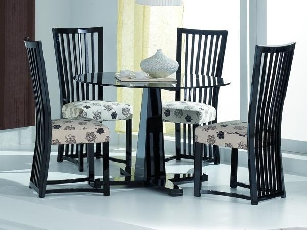 Black High Gloss Dining Chairs – Deco Black Gloss Furniture, High Regarding Recent Black High Gloss Dining Chairs (View 2 of 20)