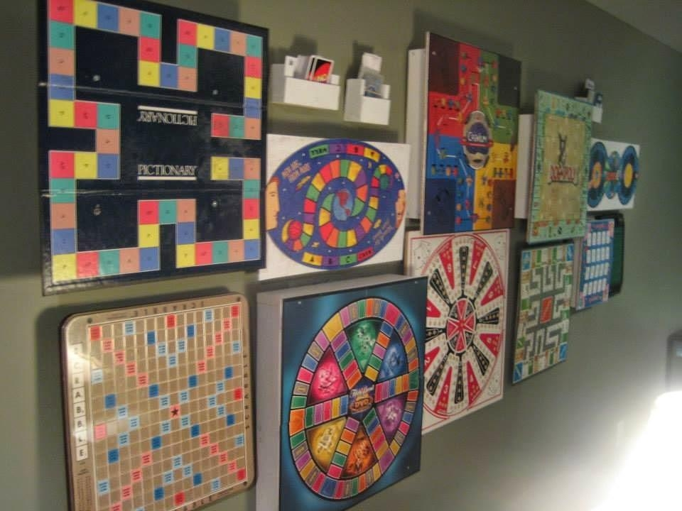 Featured Image of Board Game Wall Art